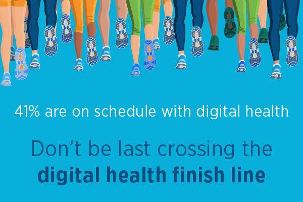 Is Your Digital Health Strategy Thriving, Surviving or Non-Existent?