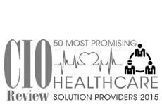 CIO 50 Most Promising Healthcare Solution Providers