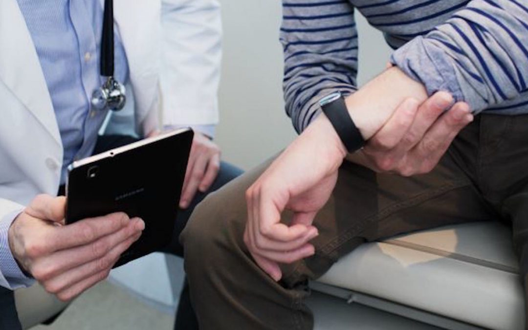 Engaging with Technology to Engage with Patients