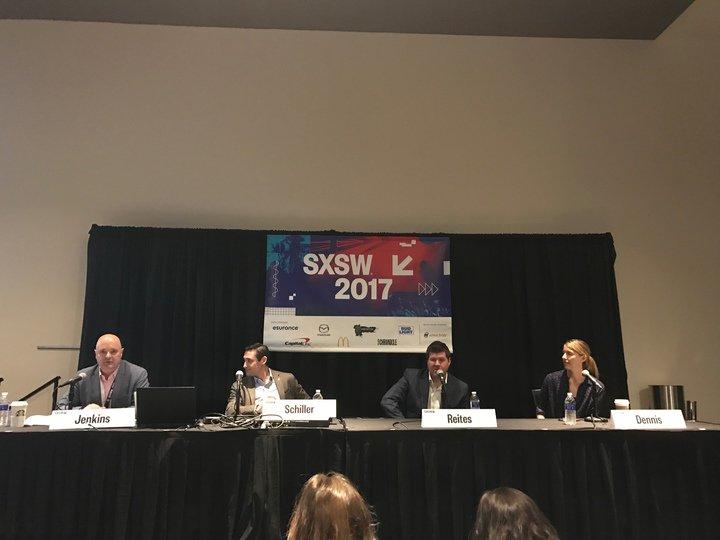 SXSW 17 ON DEMAND: Interactive Virtual Health Research Panel