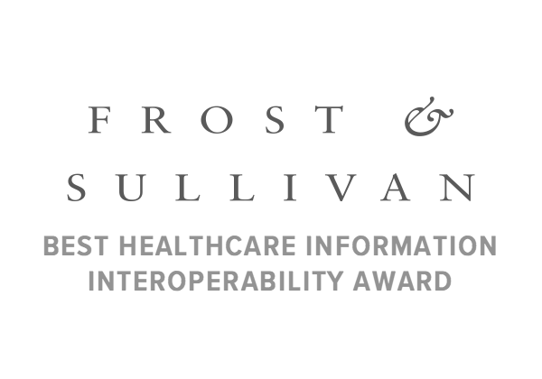 Award: Frost Best Healthcare Information Interoperability