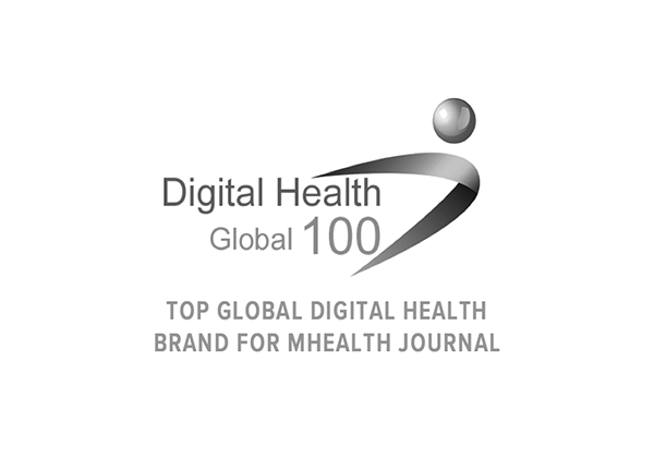 Award: Top Global Digital Health Brand for MHealth Journal