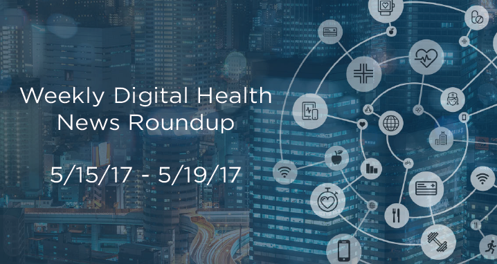 Weekly Digital Health Headlines