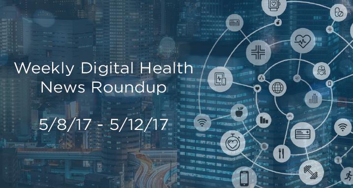 Weekly Digital Health News Roundup