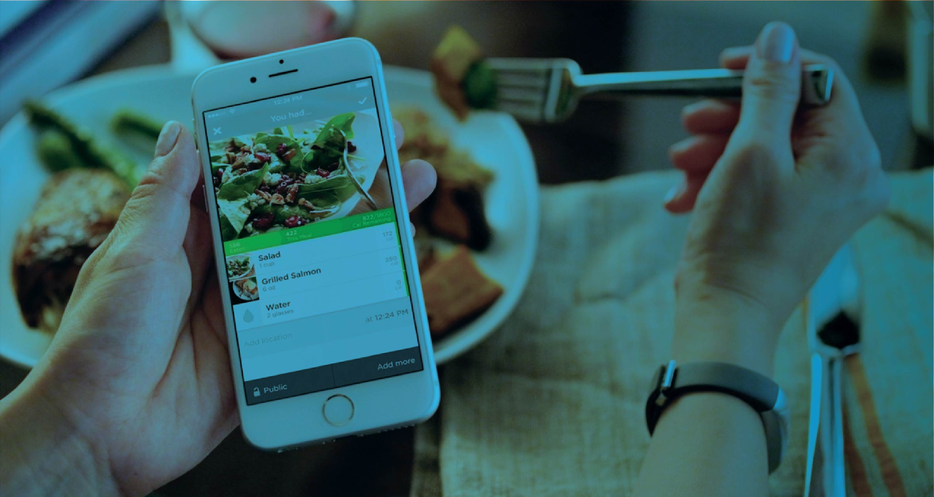 Technology and Nutrition: Where We Are and Where We're Going
