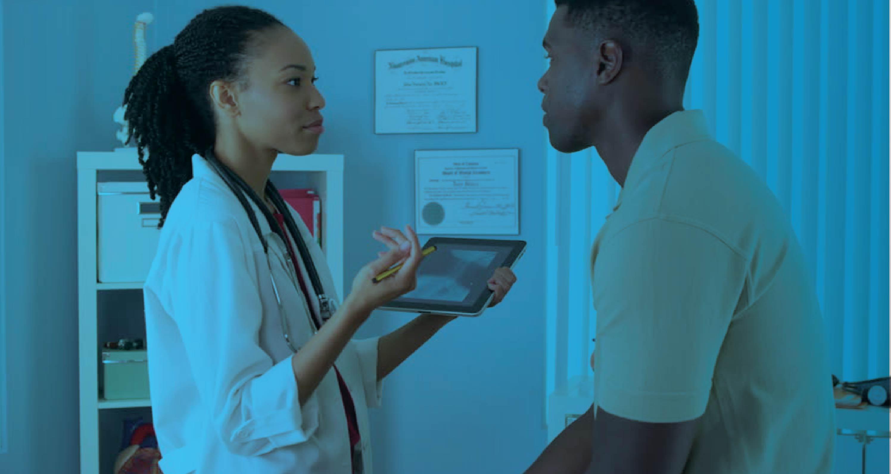 The Patient Voice on Diagnosis, Treatment, & Care